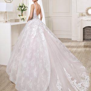 Bröllopsklänning JARY - Rosa Clará Diamond 2019