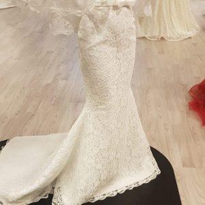 Bröllopsklänning Dovita