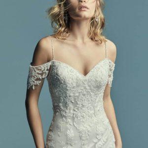 Angelica brudklänning Maggie Sottero