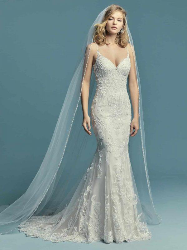 Jolynn brudklänning Maggie Sottero