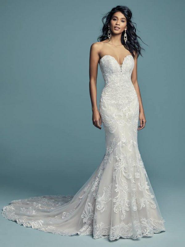 Luanne brudklänning Maggie Sottero