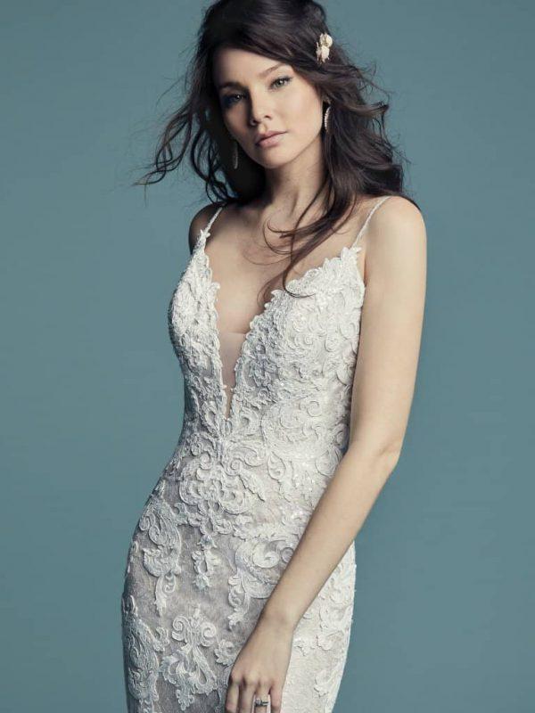 Tuscany brudklänning Maggie Sottero
