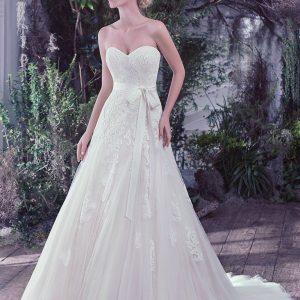 Bröllopsklänning Maggie Sottero Lindsey