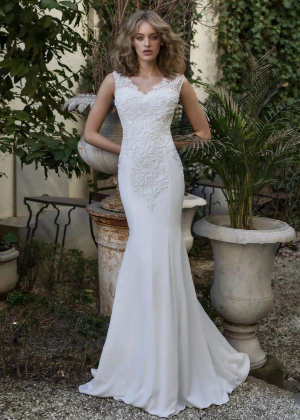 Bröllopsklänning Dovita 2