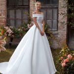 bröllopsklänning Pronovias