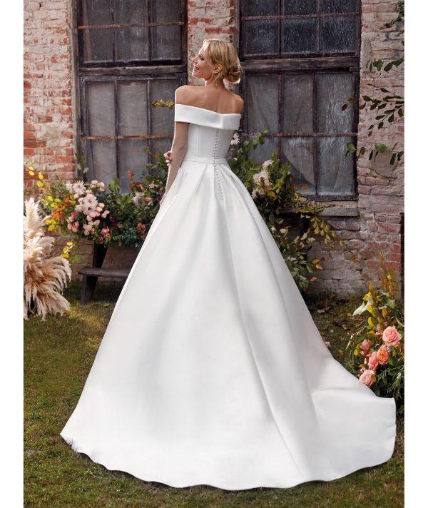 bröllopsklänning Pronovias 2